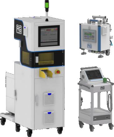 Industrielle Automatisierung AG-Engineer Kompaktausrüstung
