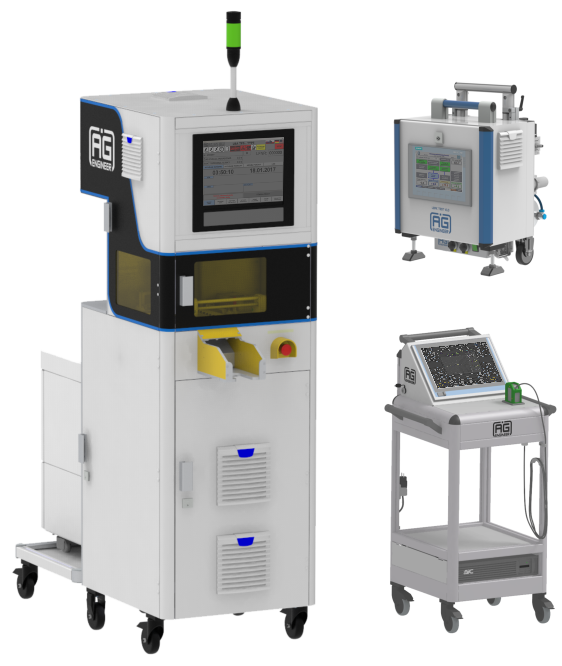 Priemyselna automatizacia AG-Engineer kompaktne zariadenia