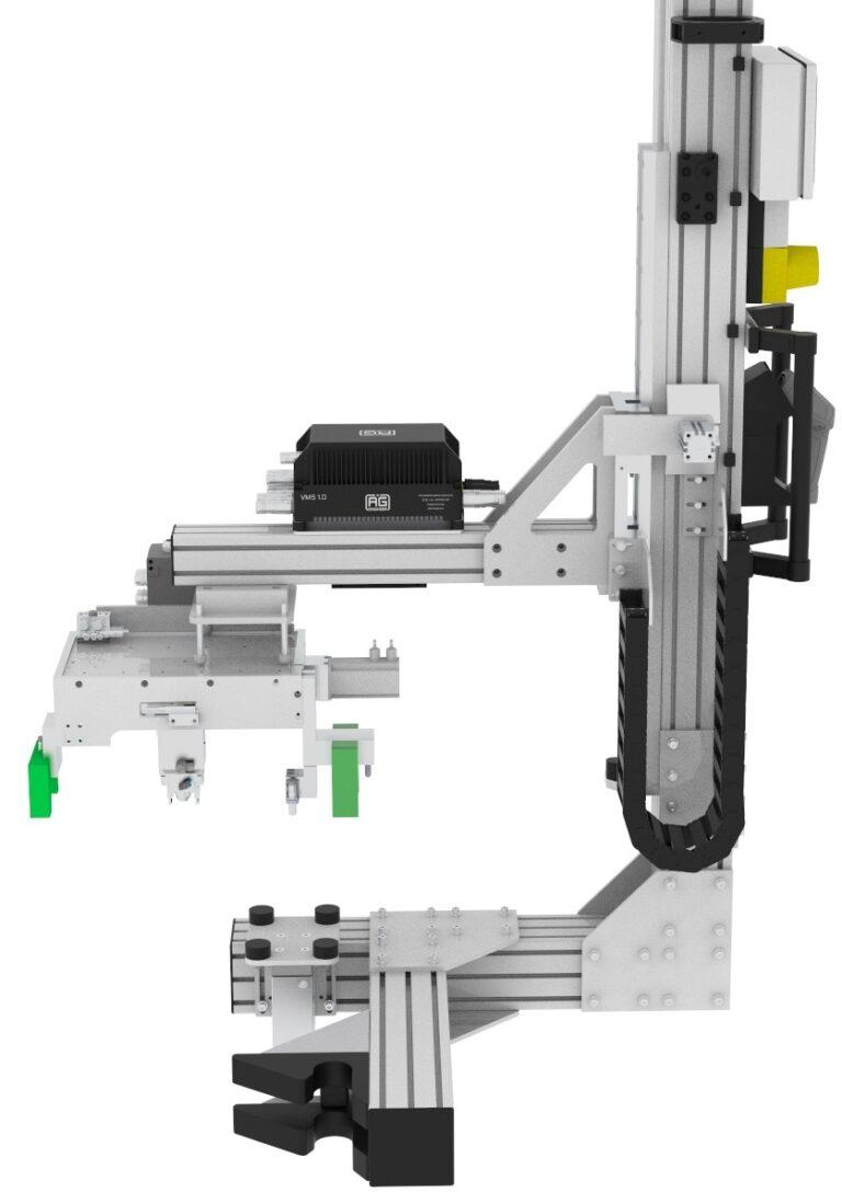 VIN Marking system