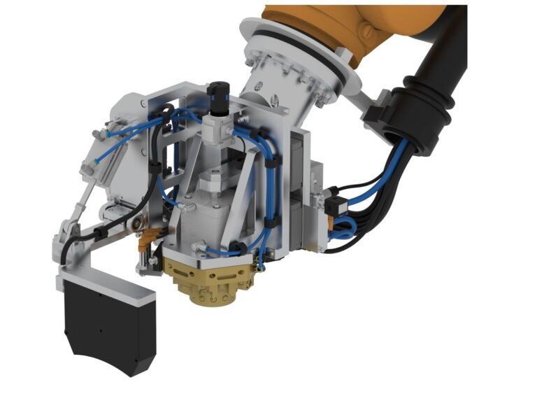 Robotic camera recognition system